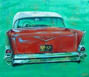 1957 Chevy BelAir